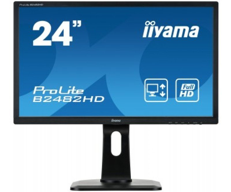 B2482HD-B1/24 1920x1080 LED VGA DVI-D