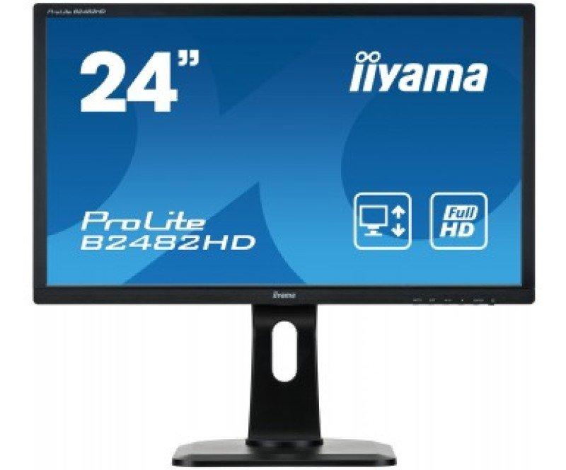 B2482HD-B1/24 1920x1080 LED VGA DVI-D