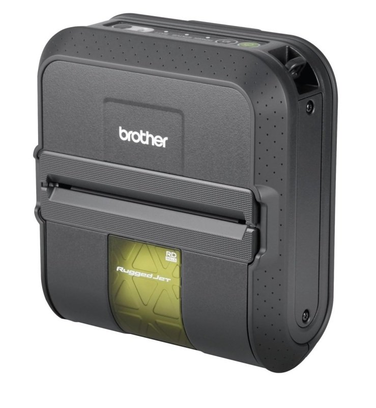 Brother RJ-4030 Mobile Printer with Bluetooth