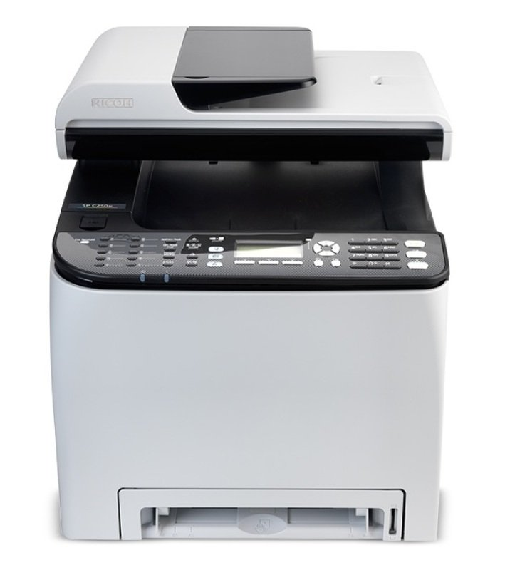 Ricoh SP C250SF A4 Colour Multifunction Laser Printer