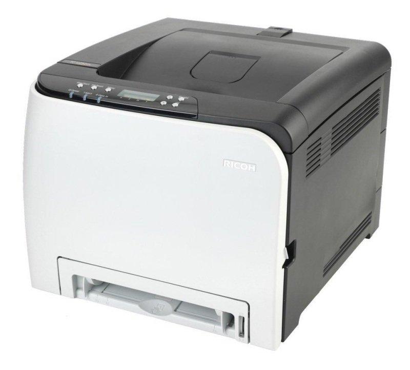 Ricoh Aficio SP C250DNW A4 Wireless Colour Laser Printer - 2 Year Warranty