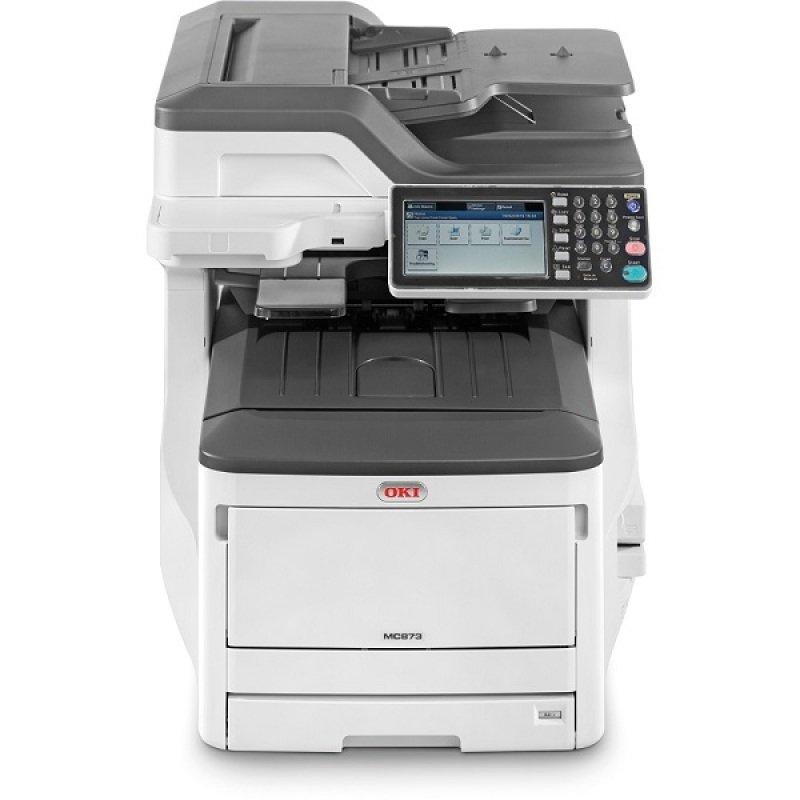 OKI MC873dn A3 Colour Multifunction Laser Printer