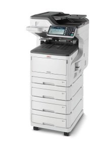 OKI MC853dnv A3 Colour Multifunction Laser Printer