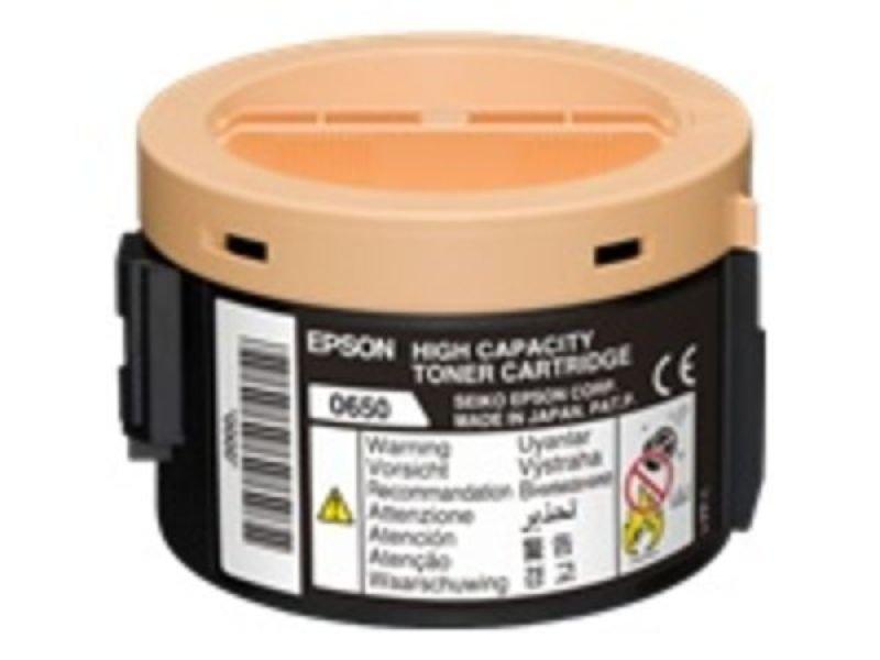 Epson S050650 Black Toner Cartridge High Capacity