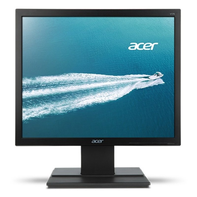 Acer Monitor Cable : Acer v l quot led vga dvi monitor