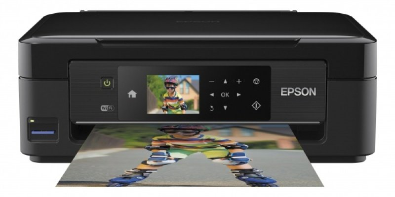 Image of Epson Expression Home XP-432 All-in-One Wireless Inkjet Printer