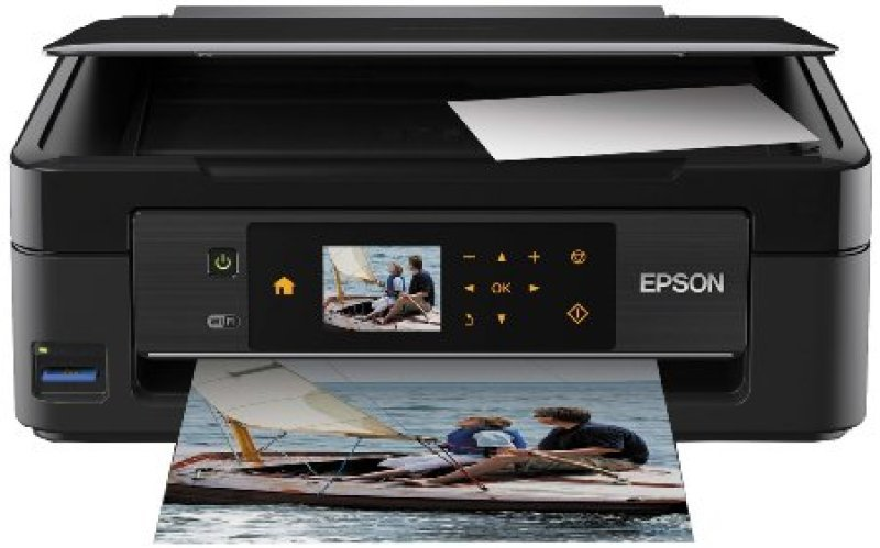 how to connect epson xp 235 printer to wifi
