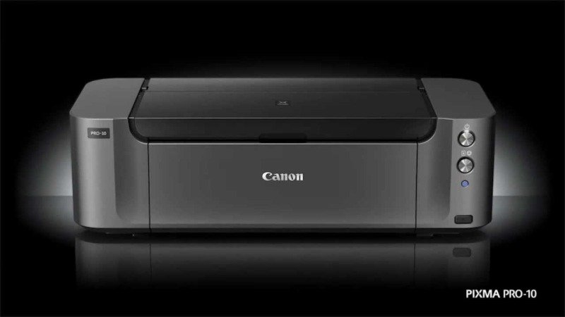 Canon Pixma PRO-10S Wireless A3 Inkjet Printer