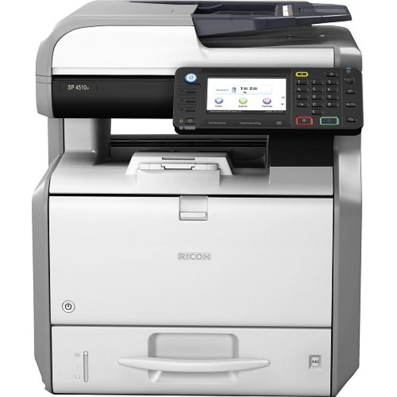 Image of Ricoh SP4510SF A4 Mono Multifunction Laser Printer