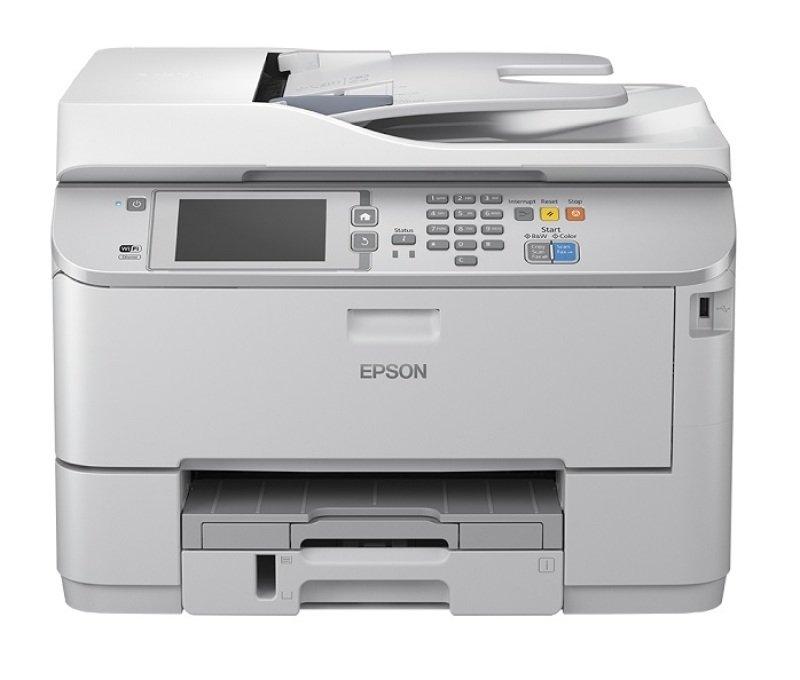 Epson WorkForce Pro WF-M5690DWF Multi-fuction Inkjet Printer