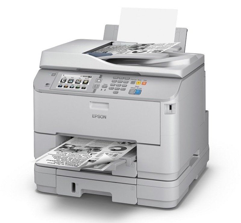 Epson WorkForce Pro WF-M5690DWF Multi-fuction Inkjet Printer