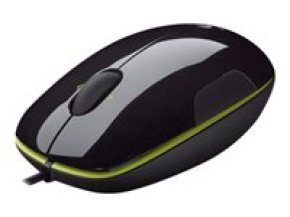 Logitech Corded Mouse M150 Grape Flash Acid