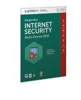 Kaspersky Internet Security 2016 Multi Device 1 Device 1 Year Medialess Kit