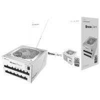 Seasonic SS-750XP2 Snow Silent 750W 80+ Platinum Certified White PSU