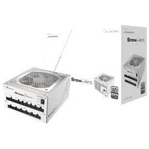 Seasonic SS-750XP2 Snow Silent 750W 80+ Platinum Certified White PSU