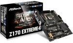 ASRock Z170 Extreme4 Socket 1151 DVI-D HDMI DisplayPort 7.1 CH HD Audio ATX Motherboard