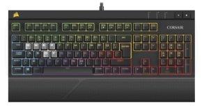 Corsair STRAFE RGB Mechanical Gaming Keyboard - Cherry MX Red