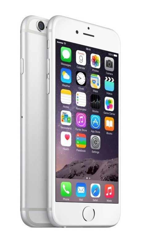 Image of APPLE IPHONE 6 64GB SILVER