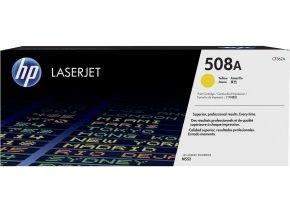 HP 508A Cyan Original Laserjet Toner Cartridge with JetIntelligence - CF361A