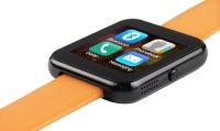 Hannspree Legend 32MB Smartwatch - Black/Orange