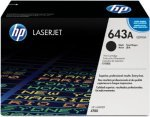 HP 643A Black Toner Cartridge - Q5950A