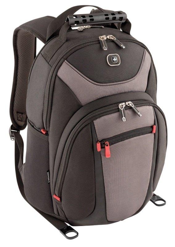 """Wenger Nanobyte  Backpack 13.3"""" - Black"""