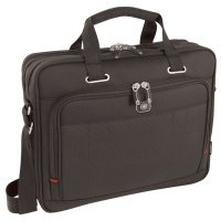 "Wenger Acquisition Laptop Case 16"" - Black"