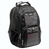"Wenger Pillar 16"" Backpack Black"