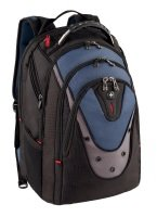 "Wenger Swissgear IBEX 17"" Backpack"