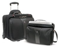 Wenger Patriot Roller Triple Laptop Case