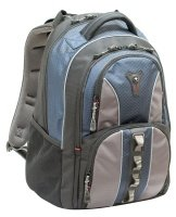 "Wenger Cobalt 15.4"" BackPack Grey"