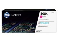 HP 508A Magenta Laserjet Toner Cartridge with JetIntelligence - CF363A