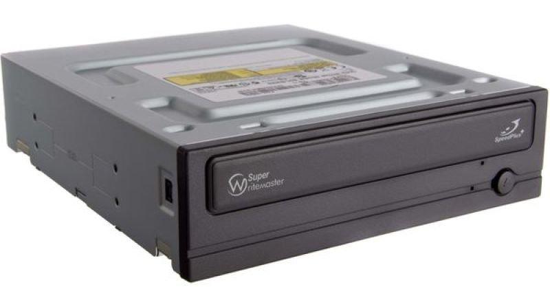 Samsung SH-S223 22x DVD±RW DL & RAM SATA Optical Drive - OEM Black