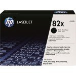 HP 82X Black Toner Cartridge - C4182X