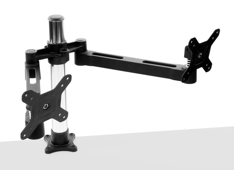 Image of Element Gaming Dual Deskmount with Clamp