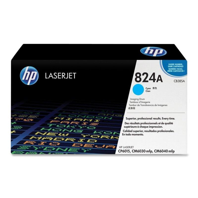 HP 824A Cyan Imaging Drum  CB385A