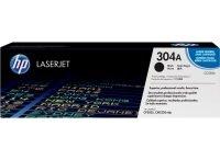 HP 304A Black Toner Cartridge - CC530A