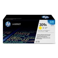 *HP 309A Yellow Toner Cartridge 4000 Pages - Q2672A