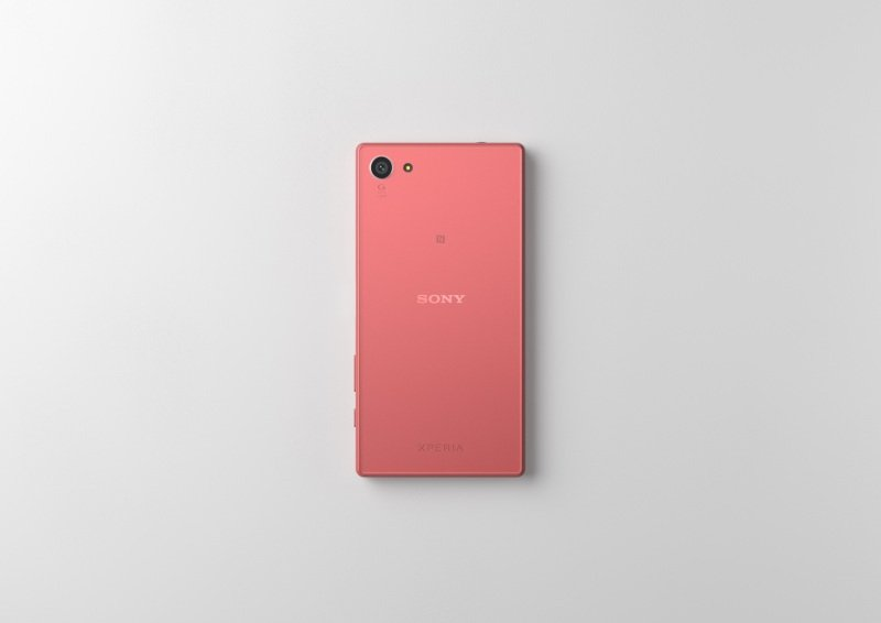 Sony Xperia Z5 Compact Phone - Coral