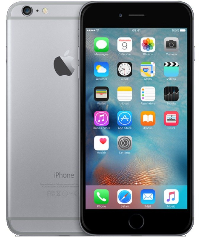 Apple iPhone 6 Plus 16GB Phone - Space Grey