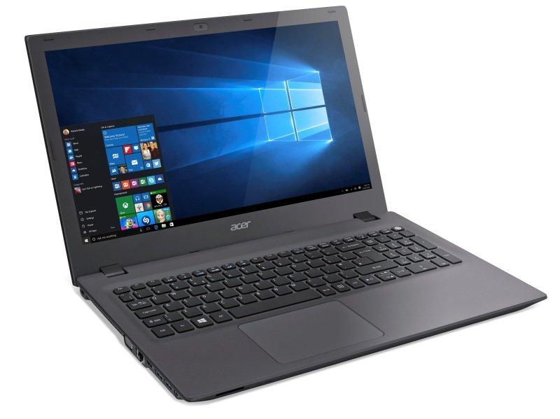 "Image of Acer Aspire E5-573 Laptop, Intel Core i3-4005U 1.7GHz, 4GB RAM, 1TB HDD, 15.6"" LED, DVDRW, Intel HD, Wifi, Bluetooth, Windows 10 Home"