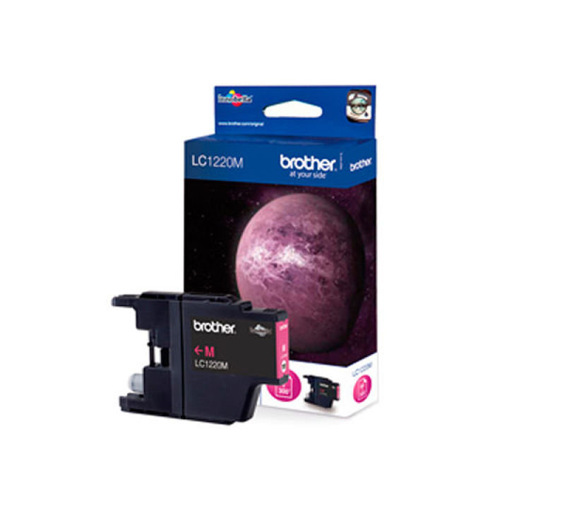 *Brother LC1220M Magenta Ink Cartridge