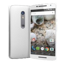 Motorola Moto X Play 16GB LTE Phone - White