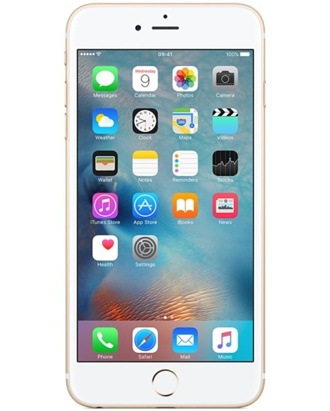 Apple iPhone 6s 16GB Phone - Gold