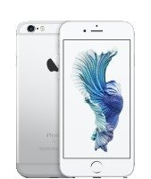 Apple iPhone 6s 16GB Phone - Silver
