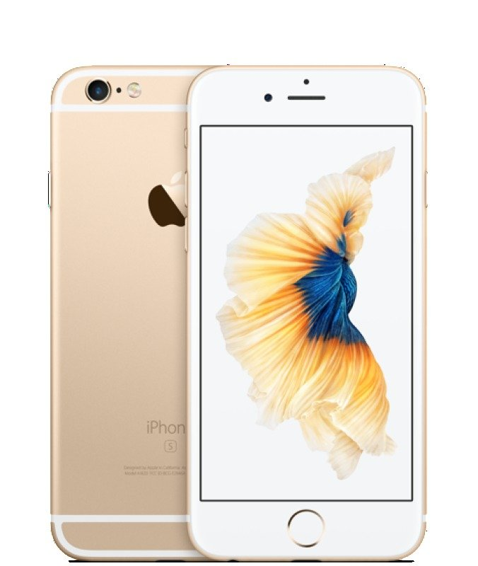iPhone 6s 64GB Gold A9 chip with 64bit Retina HD display with 3D Touch 4.7inch 12megapixel and facetime 5megapixel cellular and Wi&8209Fi with MIMO Bluetooth LTE Phone