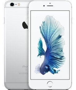 Apple iPhone 6s Plus 16GB Phone - Silver