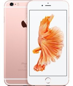 Apple iPhone 6s Plus 16GB Phone - Rose Gold