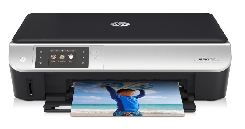 Image of HP ENVY 5534 e-All-in-One Printer