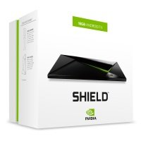 NVIDIA SHIELD 16GB Including Controller - Android TV, 4K Video & Cloud Gaming